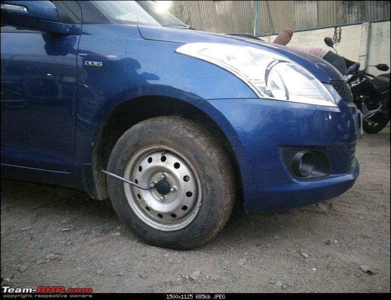 The story of a Blue Streak a.k.a Maruti Swift ZDi (Torque Blue). EDIT: 1,20,000 km up!-img_20151104_175113.jpg