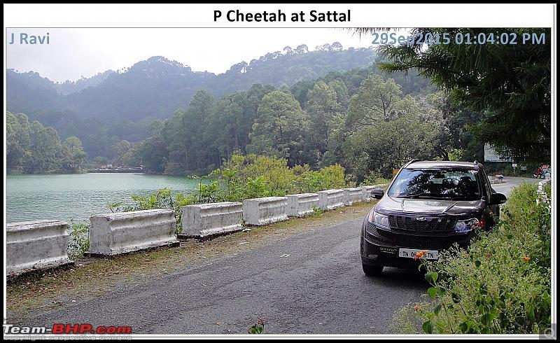 Mahindra XUV500 W8 FWD: My Pet Purple Cheetah-21uk.jpg