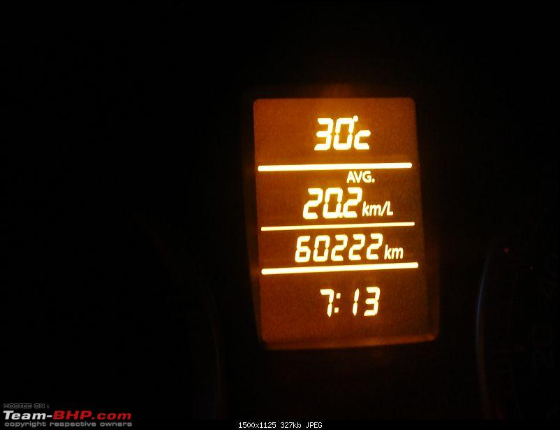 The story of a Blue Streak a.k.a Maruti Swift ZDi (Torque Blue). EDIT: 1,00,000 km up!-6.-kms-during-xm2-change.jpg