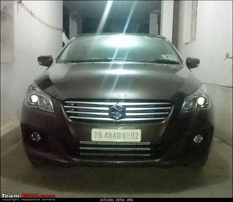 """My 2015 Maruti Ciaz ZDI - 1,33,000 km completed : Now Sold-proj.jpg"