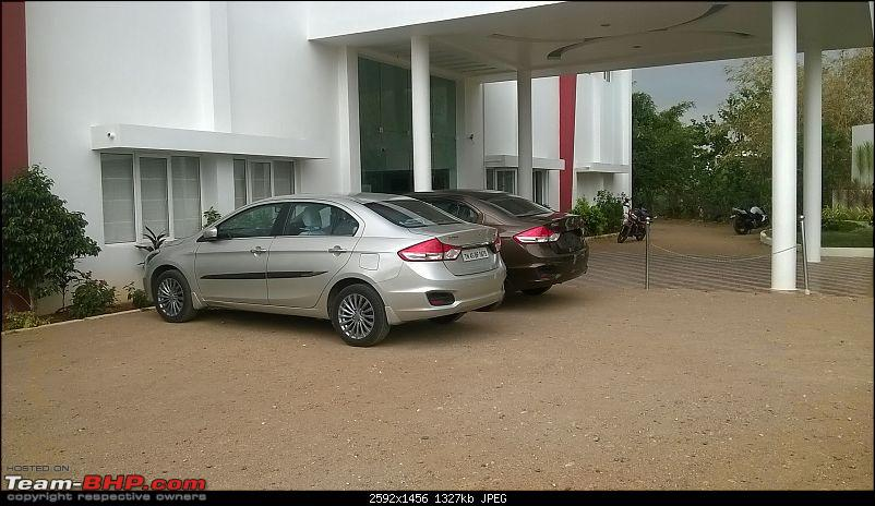 A Ciaz'ed Ownership Review - My Maruti Ciaz ZDi-twins.jpg