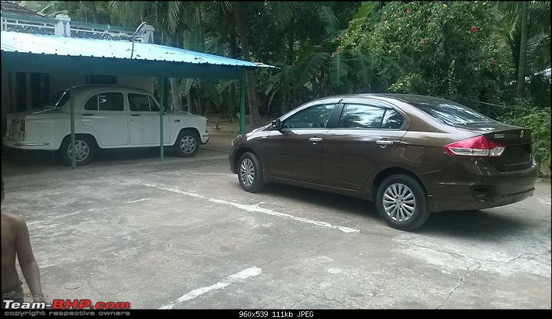 """My 2015 Maruti Ciaz ZDI - 1,33,000 km completed : Now Sold-amby.jpg"