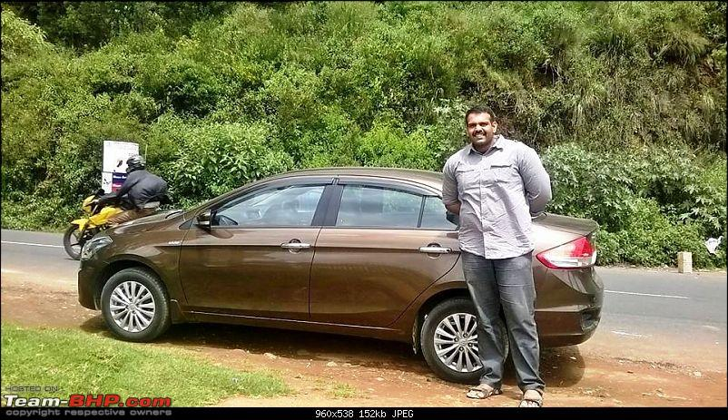 """My 2015 Maruti Ciaz ZDI - 1,33,000 km completed : Now Sold-ooty2.jpg"