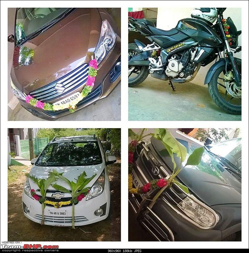 """My 2015 Maruti Ciaz ZDI - 1,33,000 km completed : Now Sold-pooja.jpg"