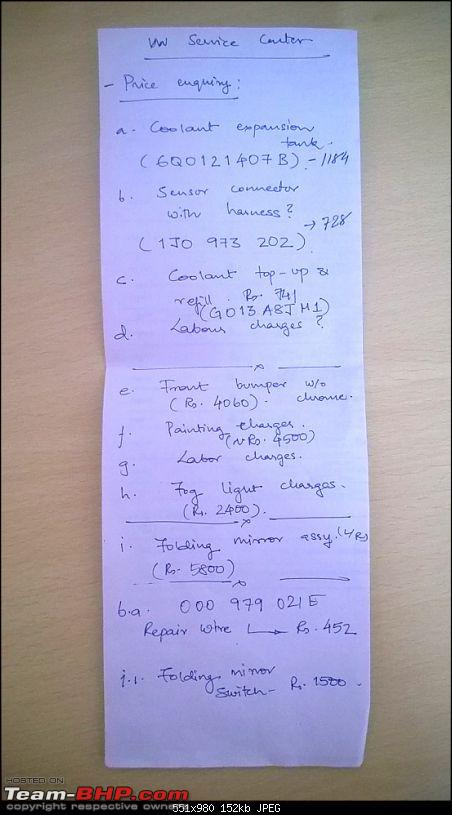 VW Polo GT TDI ownership log. EDIT: 96,000 km up, stock battery replaced.-price-list.jpg