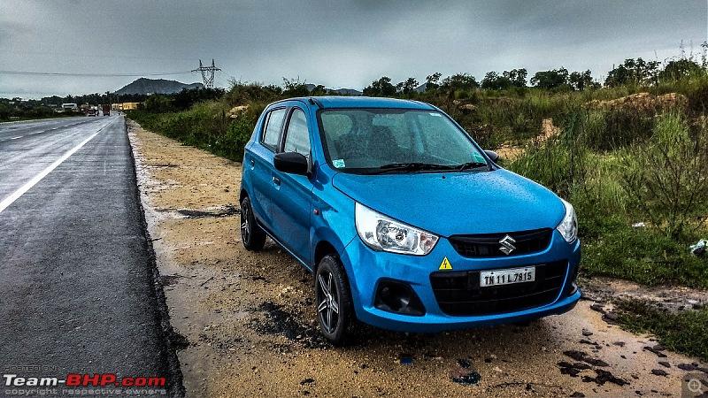 My Go-kart. Maruti Alto K10 VXi AMT, Cerulean Blue - 50,000 km update-20151120img_20151120_172710868_hdr.jpg