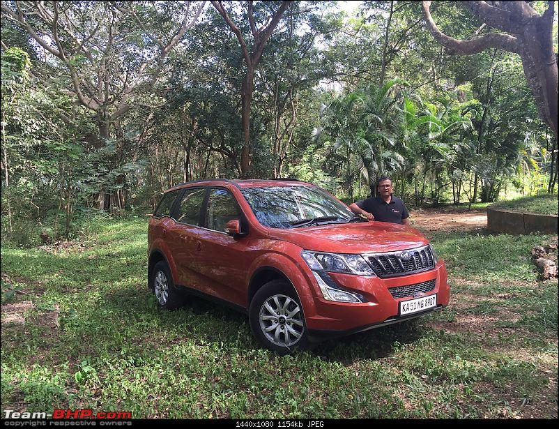 Ownership Tales - The Orange Cheetah! 2015 Mahindra XUV500 W10 FWD-img_4723.jpg