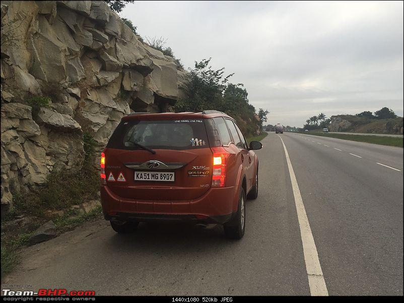 Ownership tales of the Orange Cheetah - 2015 Mahindra XUV5OO W10 FWD EDIT: 75,000 km up-img_4743.jpg