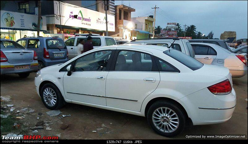 Unexpected love affair with an Italian beauty: Fiat Linea MJD. EDIT: 1,05,000 km up!-img20151208wa0025optimized.jpg