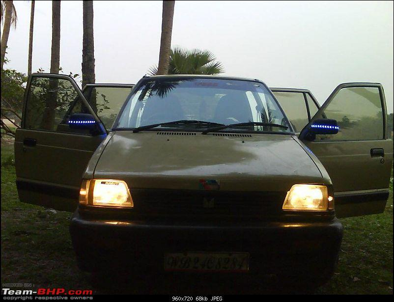 Ode to Goldie - My `99 Maruti 800 DX - Team-BHP