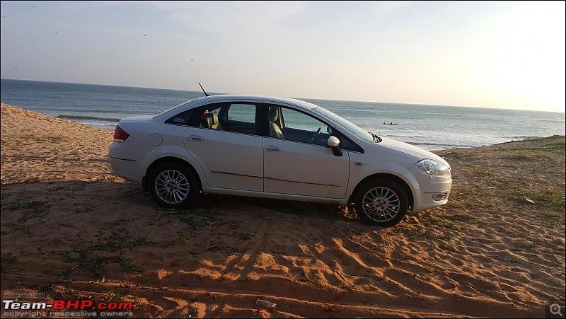 Unexpected love affair with an Italian beauty: Fiat Linea MJD. EDIT: 1,40,000 km up-8.jpg