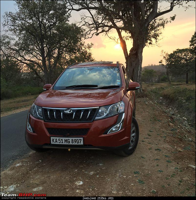 Ownership tales of Orange Cheetah, my 2015 Mahindra XUV5OO W10 FWD - 140,000 km and going strong!-xuv1.jpg