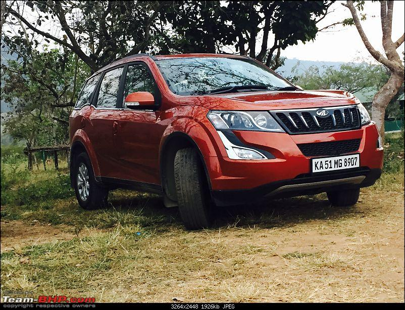 Ownership tales of Orange Cheetah, my 2015 Mahindra XUV5OO W10 FWD - 140,000 km and going strong!-1.jpg