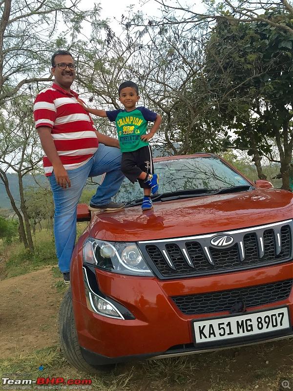 Ownership Tales - The Orange Cheetah! 2015 Mahindra XUV500 W10 FWD-3.jpg