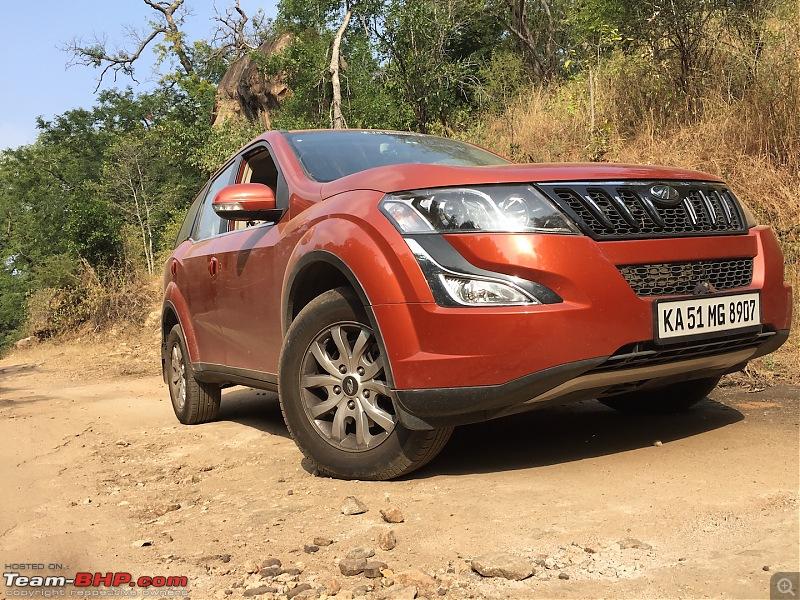 Ownership tales of the Orange Cheetah - 2015 Mahindra XUV5OO W10 FWD, 70000 km up-xuv1.jpg
