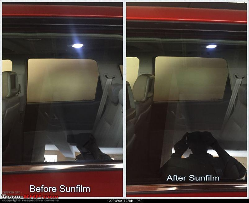 Ownership tales of the Orange Cheetah - 2015 Mahindra XUV500 W10 FWD completes 50,000+ km-sunfilm.jpg