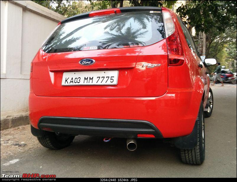 Long term report - Ford Figo 1.2 - 50,000 kms up!-img_20160206_180244.jpg