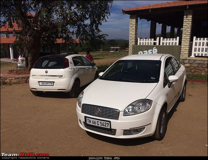 Code6'd Fiat Linea MJD: 100,000 kms & counting!-4.jpg