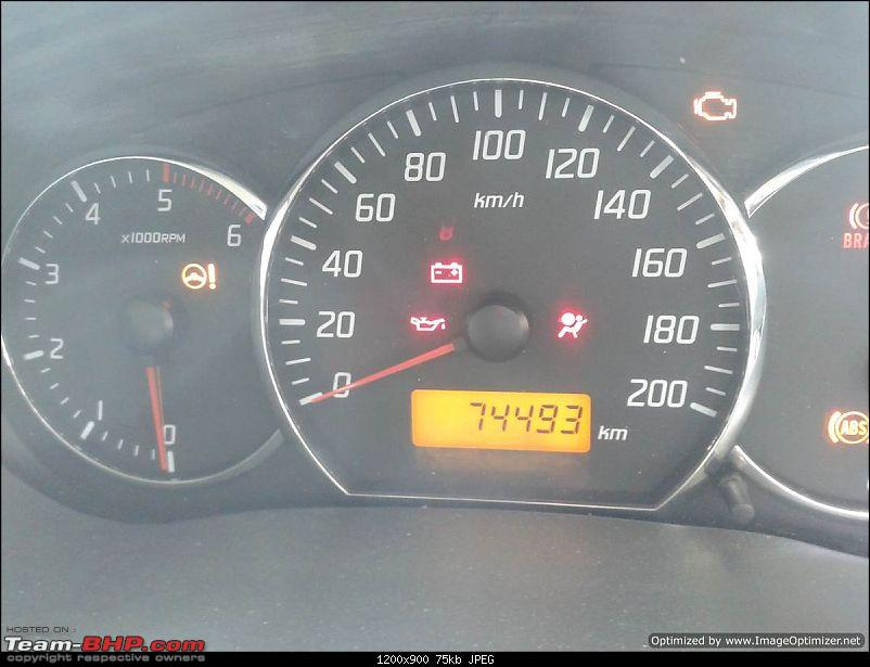 Unexpected love affair with an Italian beauty: Fiat Linea MJD. EDIT: 3 years and 1,07,310 km up!-20140105_123433optimized.jpg