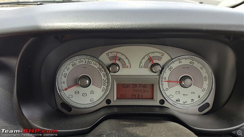 Unexpected love affair with an Italian beauty: Fiat Linea MJD. EDIT: 95000 km up!-img20160301wa0018.jpg