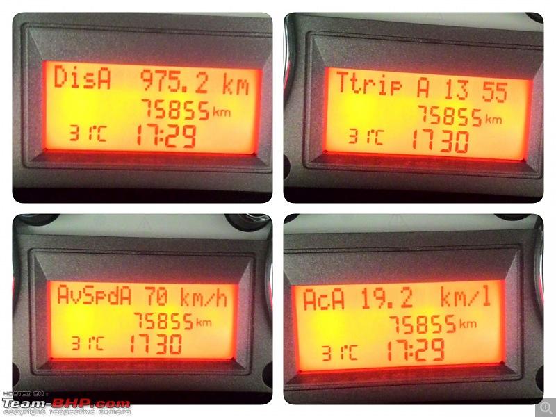 Code6'd Fiat Linea MJD: Ownership Log @ 93,000 km!-20160307_174618.jpg