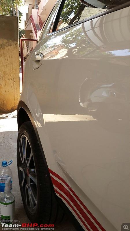 FIAT-Ferrari in affordable trim - My Grande Punto 1.2 Emotion-reflect-2.jpg