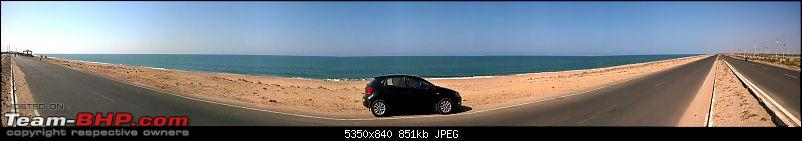 VW Polo GT TDI ownership log. EDIT: 3 years and 82,000 km up, Bilstein B6 installed!-som-dwarka-pano.jpg