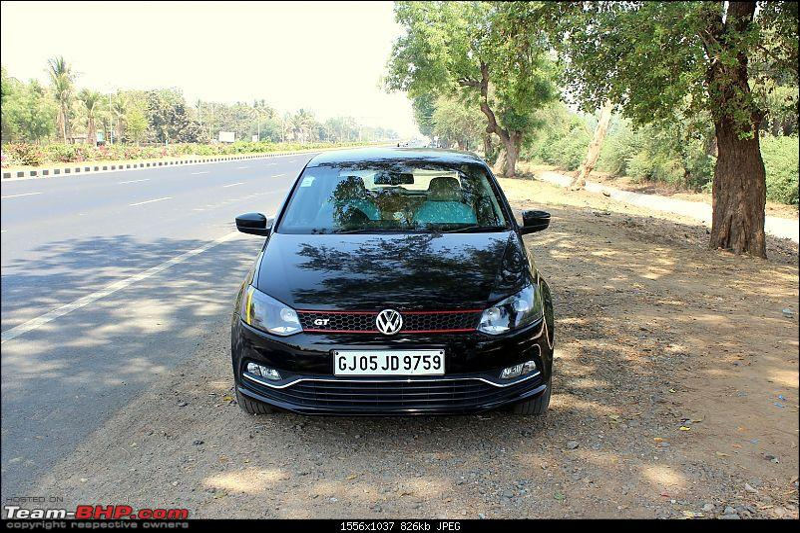VW Polo GT TDI ownership log. EDIT: 1,00,000 km up!-front-bumper.jpg