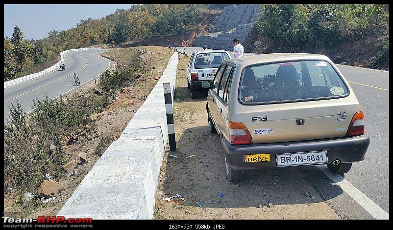 The love of my life - A 2000 Maruti 800 DX 5-Speed. EDIT: Gets export model features on Pg 27-20150224_115026.jpg
