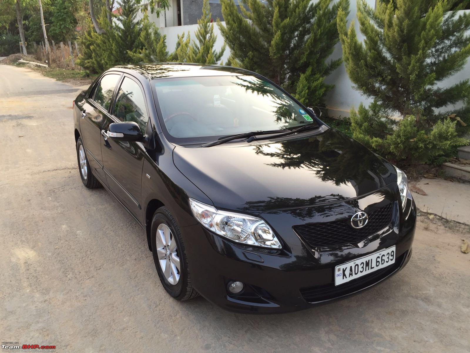 2009 toyota corolla altis 1 8 gl ownership report 68 000 kms and close to 8 years
