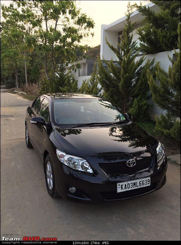 Toyota Corolla Altis 1.8 GL - 60,000 kms and close to 7 years later-img20160401wa0062.jpg