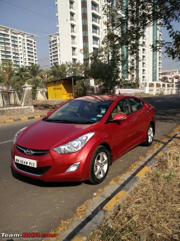 Lady in Red - Hyundai Elantra 1.8 SX (Petrol). 50,000 kms up!-1460370146082.jpg
