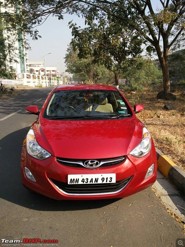 Lady in Red - Hyundai Elantra 1.8 SX (Petrol). 50,000 kms up!-1460370168283.jpg