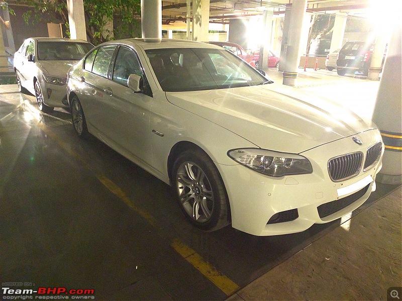 BMW 530d M-Sport (F10) : My pre-worshipped beast-img_20160413_192829.jpg