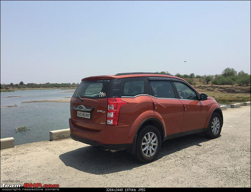 Ownership Tales Of Orange Cheetah - 2015 Mahindra XUV500 W10 FWD completes 50K+ Kms-img_6373.jpg