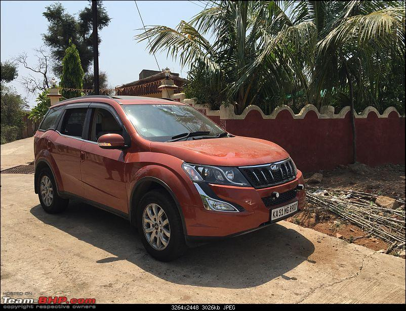 Ownership tales of the Orange Cheetah - 2015 Mahindra XUV500 W10 FWD completes 50,000+ km-img_6357.jpg