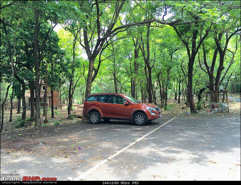 Ownership Tales - The Orange Cheetah! 2015 Mahindra XUV500 W10 FWD-2.jpg