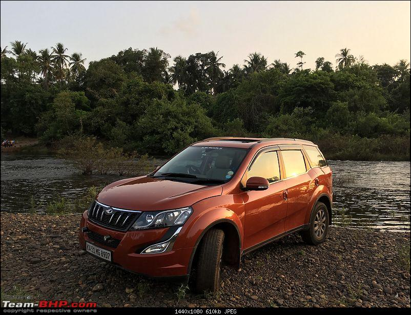 Ownership Tales - The Orange Cheetah! 2015 Mahindra XUV500 W10 FWD-8.jpg