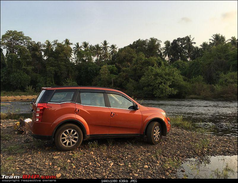 Ownership Tales - The Orange Cheetah! 2015 Mahindra XUV500 W10 FWD-9.jpg