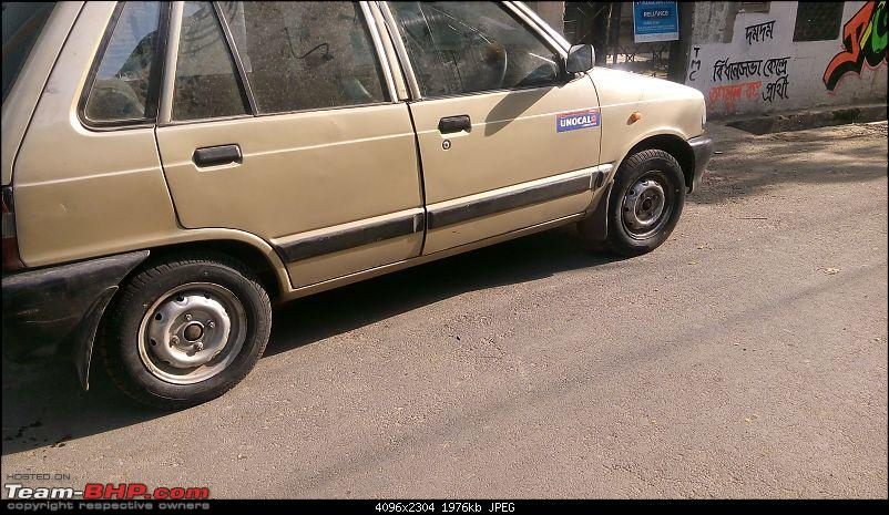 Ode to Goldie - My '99 Maruti 800 DX-img_20160527_160253.jpg