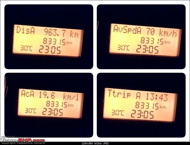 Code6'd Fiat Linea MJD: 100,000 kms & counting!-trip.jpg
