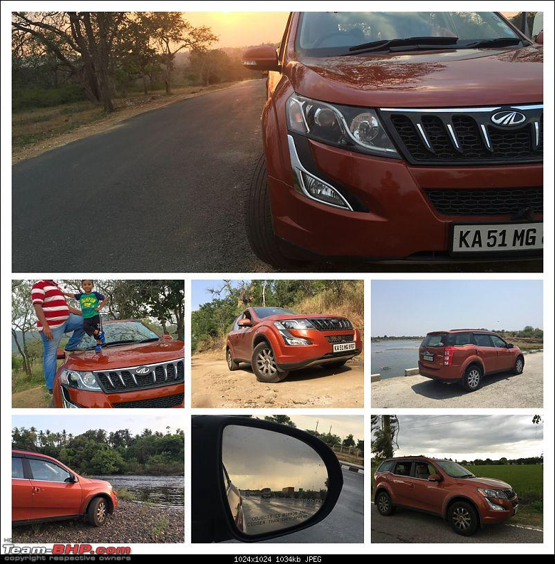 Ownership tales of Orange Cheetah, my 2015 Mahindra XUV5OO W10 FWD - 140,000 km and going strong!-imageuploadedbyteambhp1466905796.020705.jpg