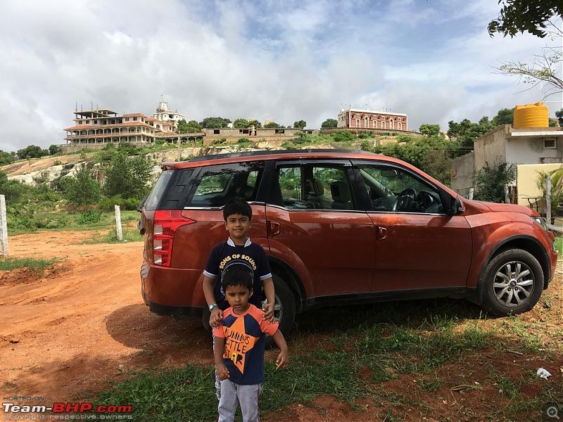 The Orange Cheetah - 2015 Mahindra XUV5OO W10 FWD. 30K km in one year!-imageuploadedbyteambhp1467000476.480142.jpg