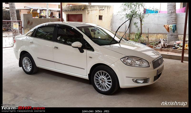 Petrol Hatch to Diesel Sedan - Fiat Linea - Now Wolfed-car-1.jpg