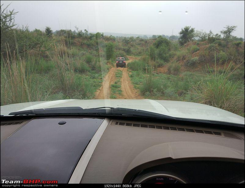 Mahindra XUV500 W8 AWD : Long Term Ownership Report. EDIT: Now sold!-img_20160703_070932.jpg