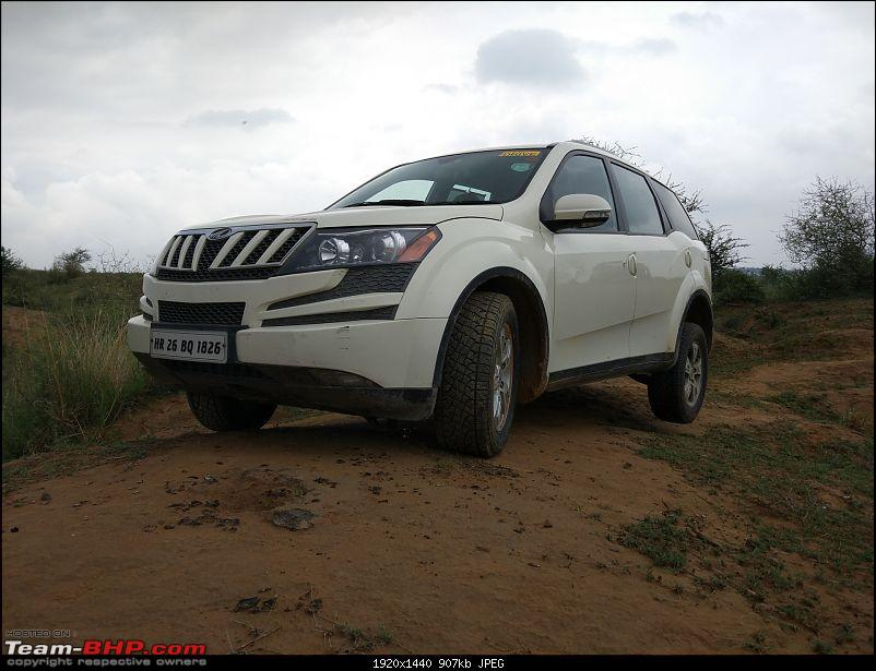 Mahindra XUV500 W8 AWD : Long Term Ownership Report. EDIT: Now sold!-img_20160703_103604.jpg