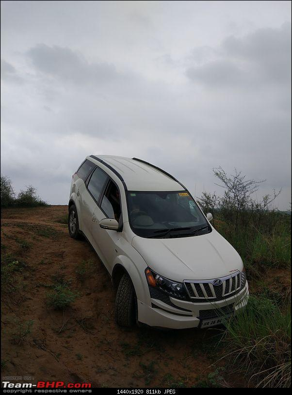 Mahindra XUV500 W8 AWD : Long Term Ownership Report. EDIT: Now sold!-img_20160703_103840.jpg