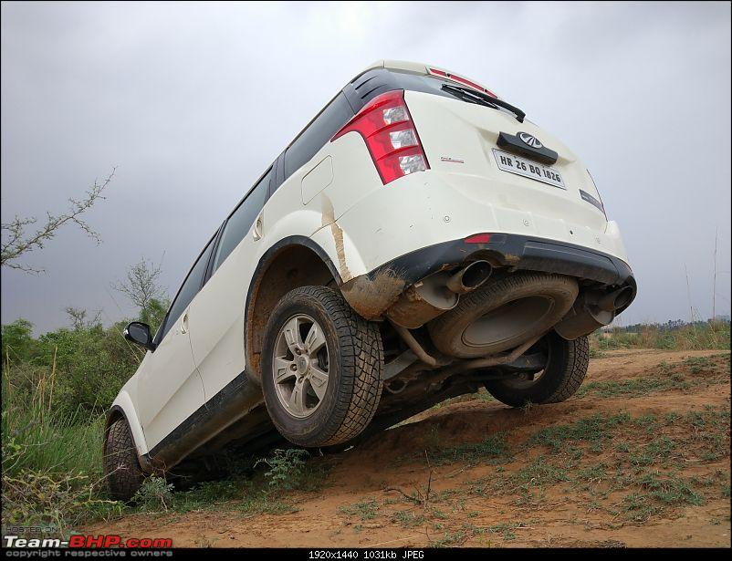 Mahindra XUV500 W8 AWD : Long Term Ownership Report. EDIT: Now sold!-img_20160703_103903.jpg
