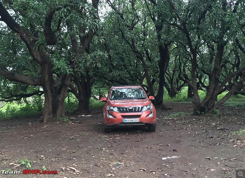 My Sunset Orange Mahindra XUV500 AWD W10. EDIT : 40000 km service update-screen-shot-20160709-7.31.23-pm.png
