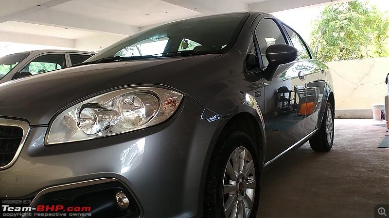 My 2014 Grey Fiat Linea 1.3L MJD-waxed.jpg